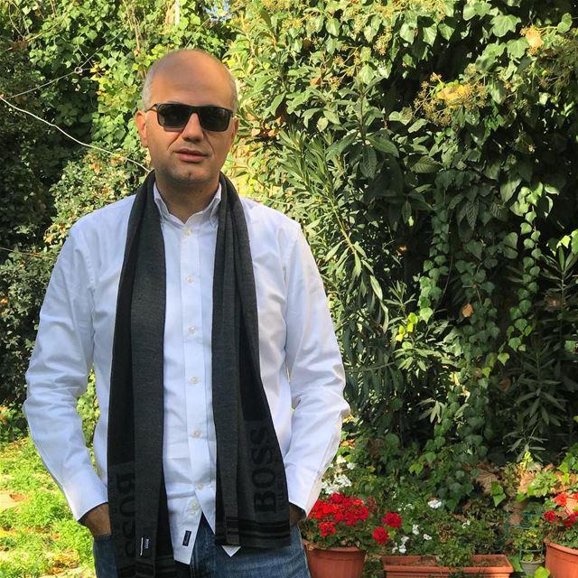 Zahle. zahle zahleh winter garden lebanon me sunnysunday scarf... (Zahlé District)