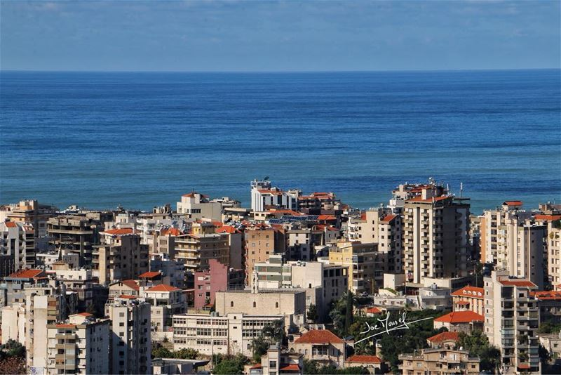 lebanon  sarba  kaslik  jounieh  lovelife  sea  weather  sky  blue ...