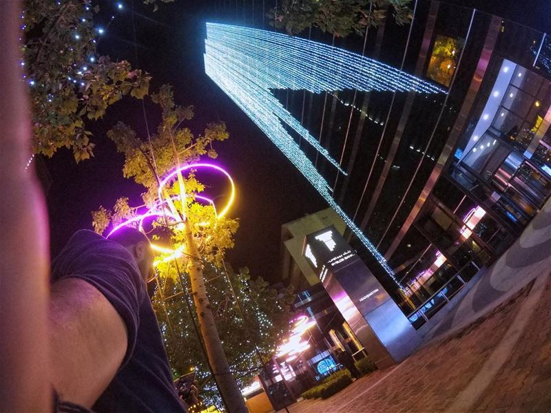 When your friend buys a GoPro with no selfie stick DumbFriend NoProblem ... (Beirut, Lebanon)