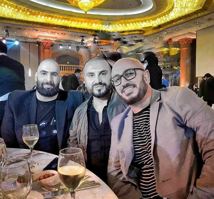 CHRISTMAS ceLEBrations with josephattieh ♥️🇱🇧 -------------------------- (Hilton Beirut Habtoor Grand)