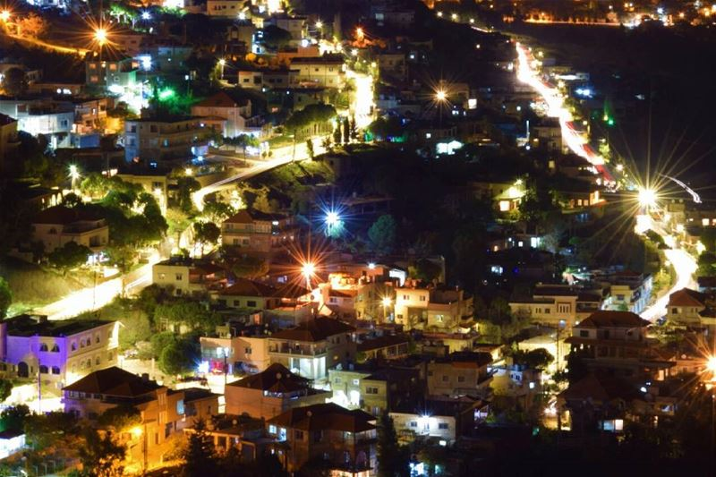 @boukarroum23 Night NightShoots Lebanon Views Light Shutter Speed ... (Chouf)