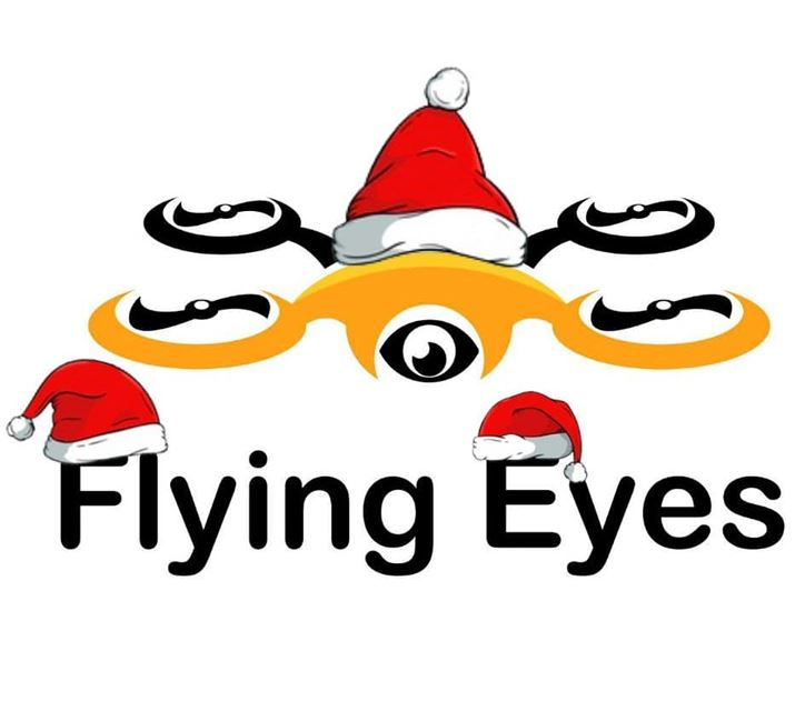 Best wishes to you all from the FlyingEyes during this blessed season 🎅🏼� (Beirut, Lebanon)