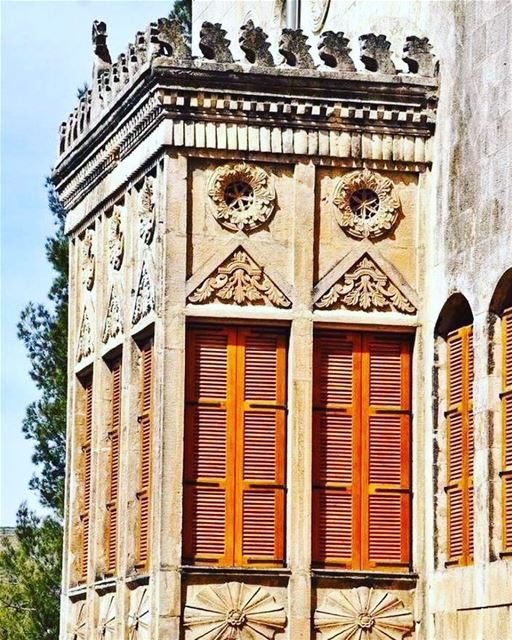 beiteddine beiteldine beiteddinepalace lebanon houses castles doors... (Beiteddine Palace)