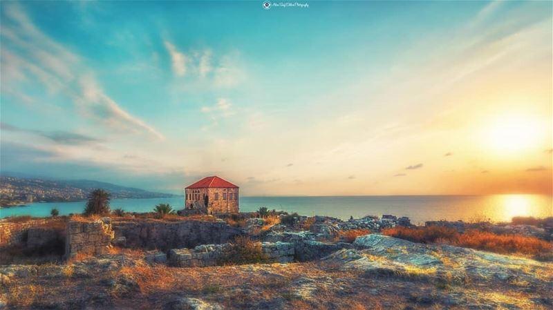 Byblos - in Arabic Jbeil, is a Mediterranean city in the mount Lebanon... (Jbeil-Byblos)