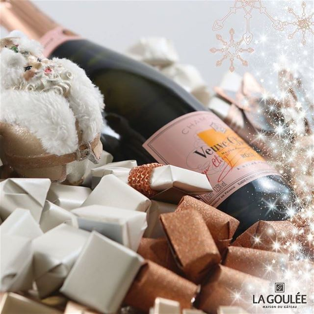 Repost @la.goulee・・・End of year celebrations and gifts couldn't get any... (La Goulee)