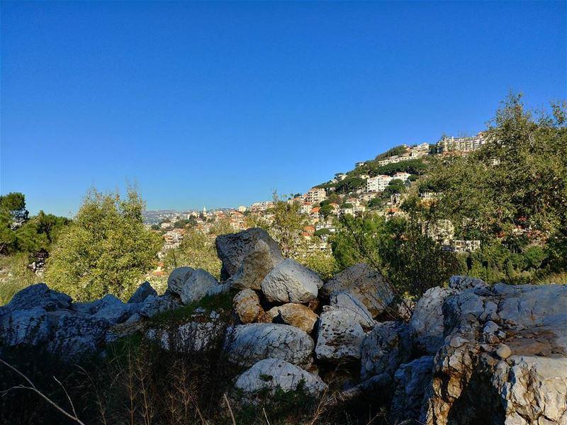 Beautiful Beit-Chabeb!By Ghassan_Yammine livelovelebanon insta_lebanon... (Beït Chabâb, Mont-Liban, Lebanon)