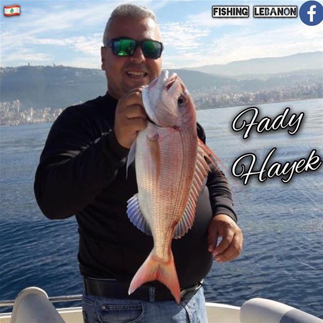 @fadyhayek70 @fishinglebanon - @instagramfishing @jiggingworld @whatsupleba (Beirut, Lebanon)