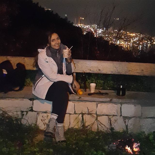 Escaping the cityCheers ❤ lebanon beirut nescafe wild ...