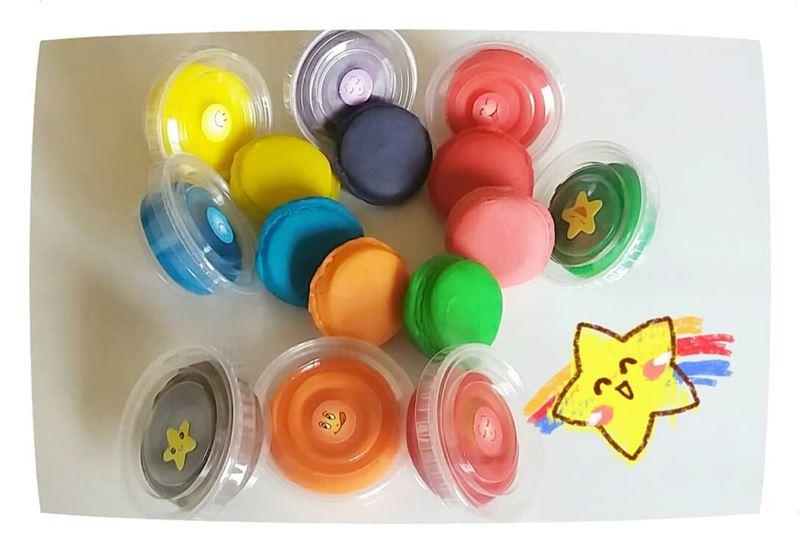معجون الاطفال للعب أكثر أمانا😇😇😇😇 بدلي المعجون المصنع من مواد كيميائية...