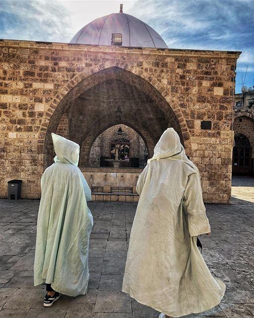 When religion meets history🕌 📷: @mysloppyadventures (Tripoli, Lebanon)