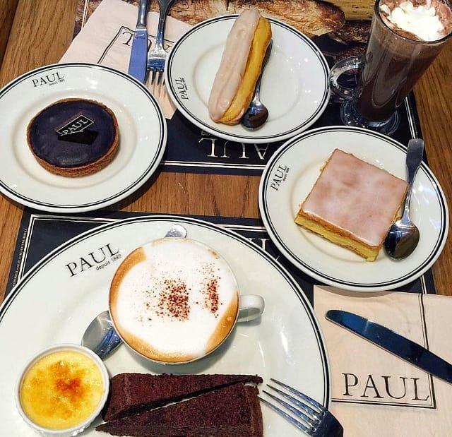 A tasty morning🍥 (Paul)