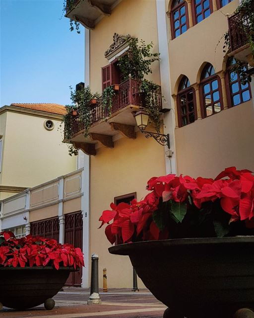 Let Authenticity Inspire You.. 🍃🌺🍃 beirut downtown  village... (Saifi Village)