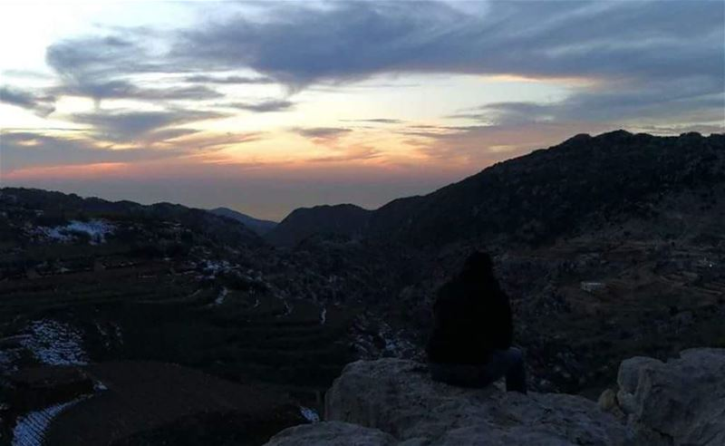 Earlier yesterday in Qehmez, JabalMoussa (Credits Maysam Rached) unesco...
