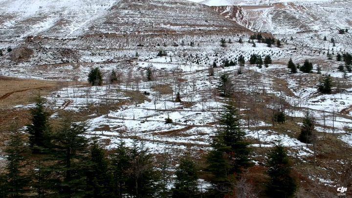 takenbywissamalhoury djispark dji dronestagram mydrone aerialphotography... (Bcharreh, Liban-Nord, Lebanon)