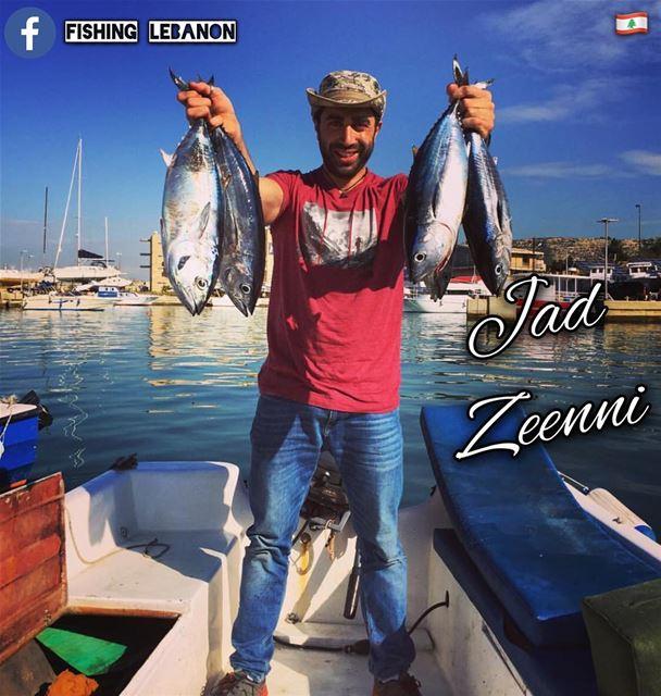@jadzeenni @fishinglebanon - @instagramfishing @jiggingworld @whatsuplebano (Beirut, Lebanon)