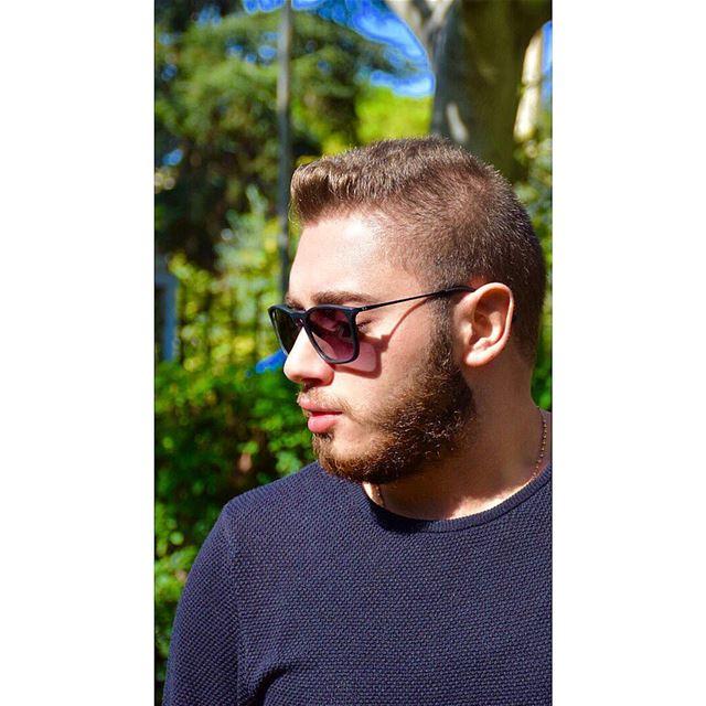 TGIF 😎.. bearded beard beardporn blond me sunny december tgif ...