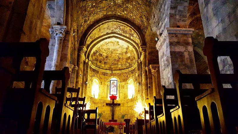 ⛪ (Eglise Saint Jean Marc - Byblos)