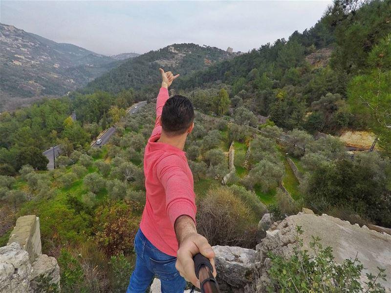 Lebanon is Beautiful 😎..... lebanon lebanonisbeautiful ... (Baakline, Mont-Liban, Lebanon)