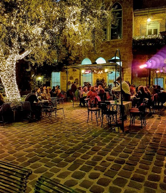Beirut nights.. lebanon  nightlife  thegathering  food  drinks  bar ... (The Gathering Beirut)