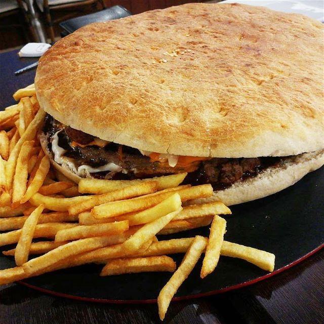 Repost @gourmalb・・・Guess who's back ??PRE-ORDER your GODZILLA burger ( (Gourma)