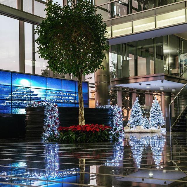 seasonsgreetings happyholidays christmas trees cmacgm ... (CMA CGM GROUP (Official))