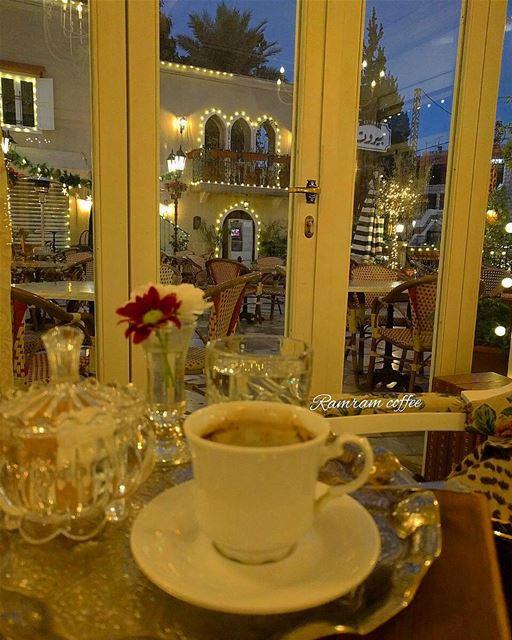 ما افسده العالم نصلحه انا و انت بالقهوة... turkishcoffee kahvekeyfi ...