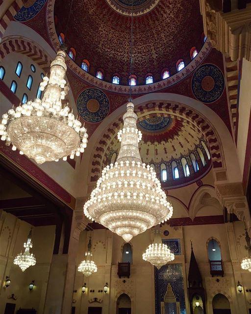 🕌 Downtown ⛪️ nature naturephotography pray family trip vacation... (مسجد محمد الأمين)