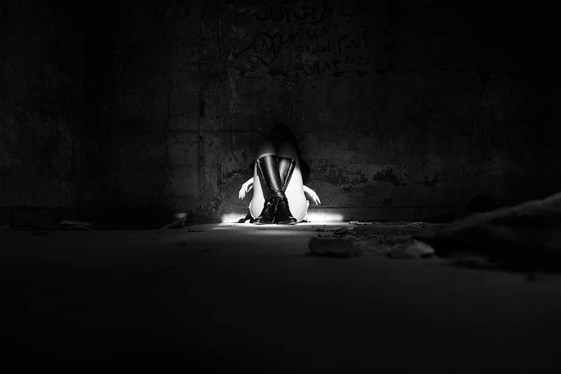 ~ Abandoned ~... abandoned abandonedplaces abandoned_junkies ... (Beirut, Lebanon)