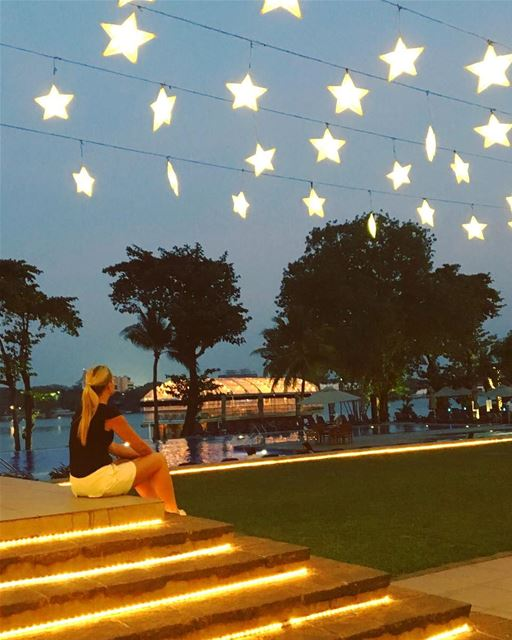 What would you wish for ? ⭐️💚⭐️💚⭐️💚⭐️💚⭐️💚⭐️💚⭐️💚⭐️💚...... (Cinnamon Lakeside Colombo)