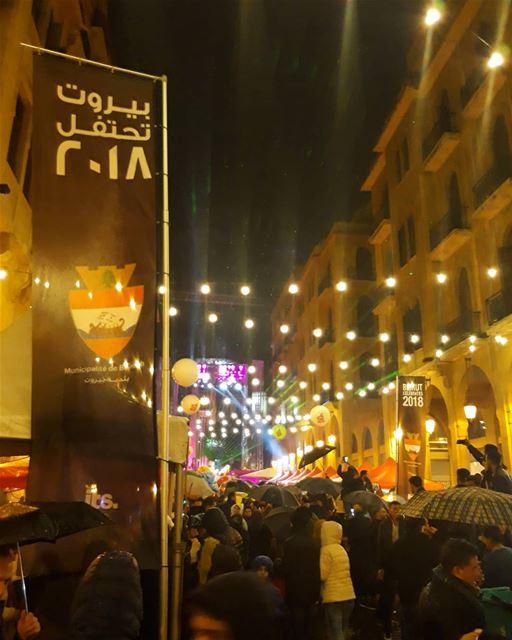 يا ست الدنيا يا بيروت💜 beiruting ... (Downtown Beirut)