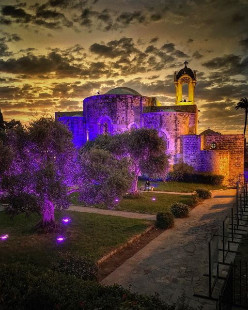 A solace for the soul and mind, perfect in time and space , this moment we... (Byblos, Lebanon)
