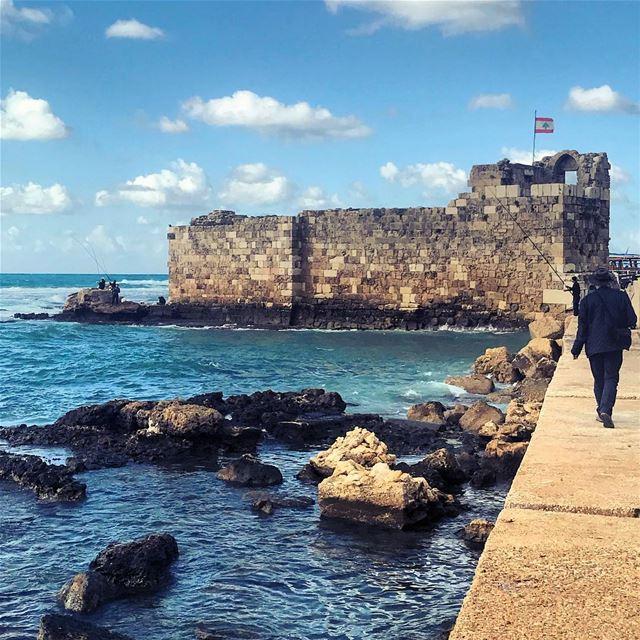 Summer feels🎈 Lebanon tb travel travelgram traveler wanderlust... (Byblos)