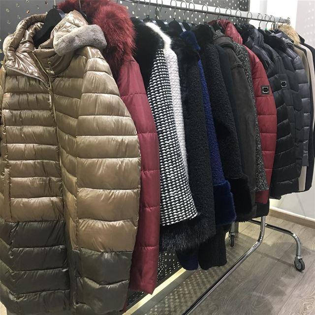 Winter coats All 30% Off!!DailySketchLook 204 shopping italian ... (Er Râbié, Mont-Liban, Lebanon)