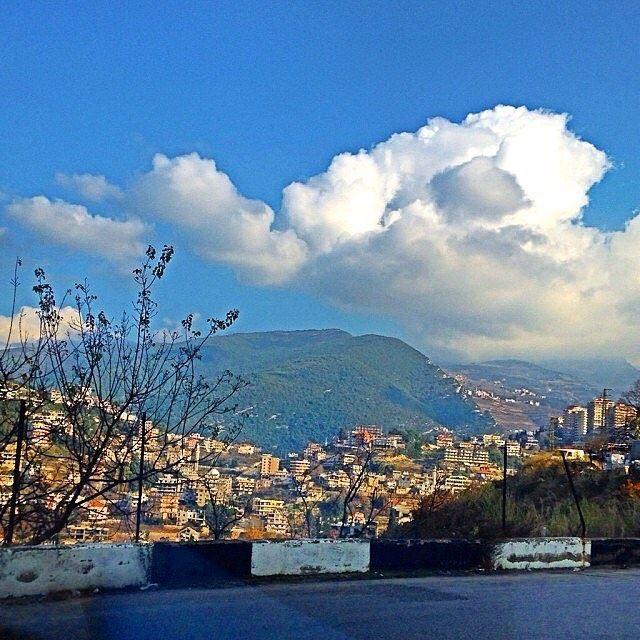 beautiful morning zgharta lebanon ❤️🇱🇧