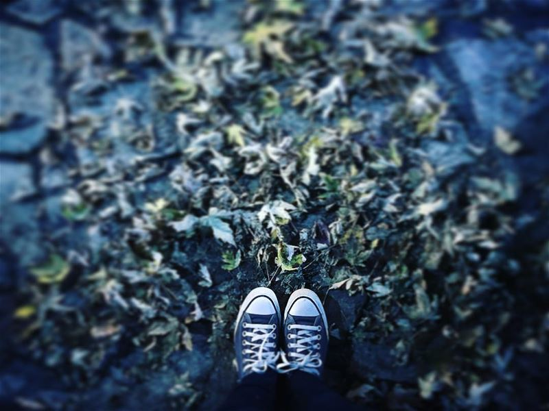 ~..My soul is not in rush.My footprints are..~ 👣🍁🇱🇧 lustforlife ... (Berdawni Natural Mineral Water)