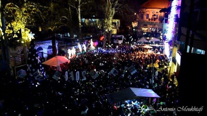 NYE newyear spirit by ehdenspirit ehdeniyat NYE2018 2018 ehden ... (Ehden, Lebanon)