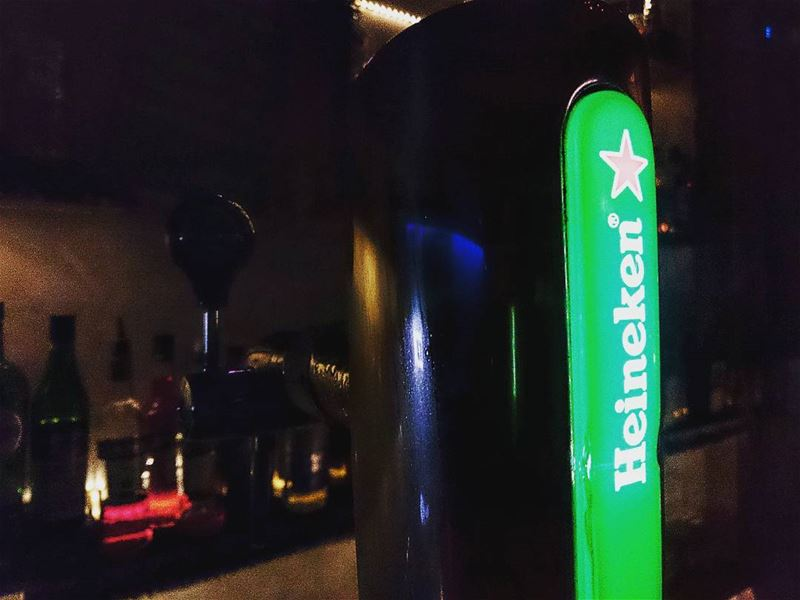 livelovelebanon livelovebeirut heineken draft beer nightlife night ...