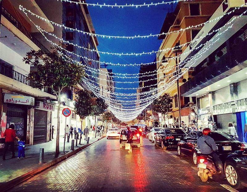 Hamra Crawl lebanese urban landscape life citylife nightlife ... (Beirut, Lebanon)