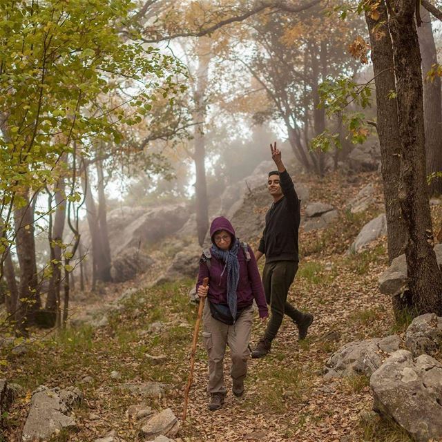 Never resist the call of the trails. JabalMoussa unescomab unesco ...