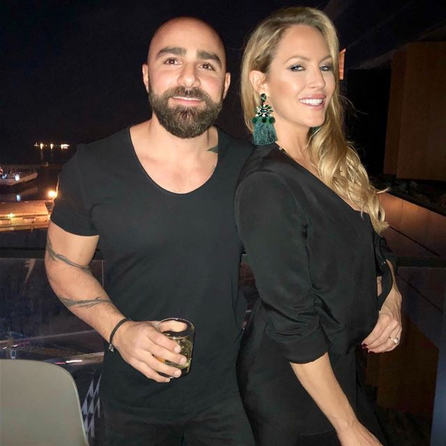 2018 🌠 beirut lebanon love 2018 💙 (Saifi Village)