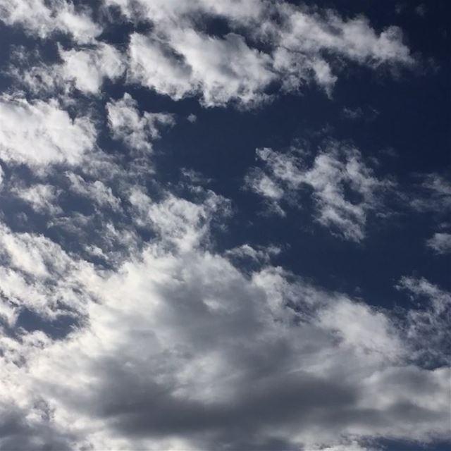 After every storm ☔️ the sun always shines 🌥 peterwenmaken ..... ... (Lebanon)