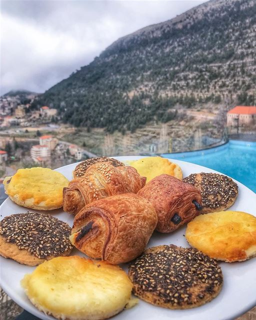 Ehden morning 💚________________________________________ insta_lebanon ... (MIST Hotel & Spa By Warwick)