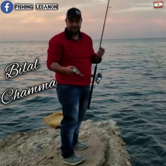 @bilal.shamma123 @fishinglebanon - @instagramfishing @jiggingworld @whatsup (Ain El Mreisse, Beyrouth, Lebanon)