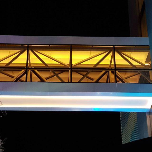 Sometimes you get the best light from a burning bridge thebridge ... (The Bridge)