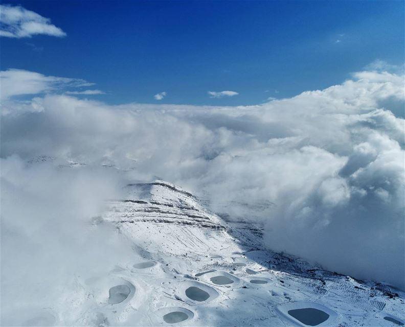 Heaven ??.... AboveLebanon Lebanon LiveLoveBeirut FromWhereIDrone ... (Lebanon)
