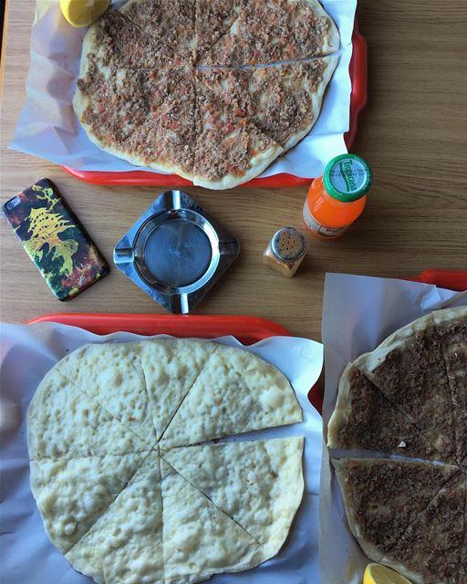 Morning rituals 🤤 peterbyekolwenmaken ..... food foodie foodies ... (Annâya, Mont-Liban, Lebanon)