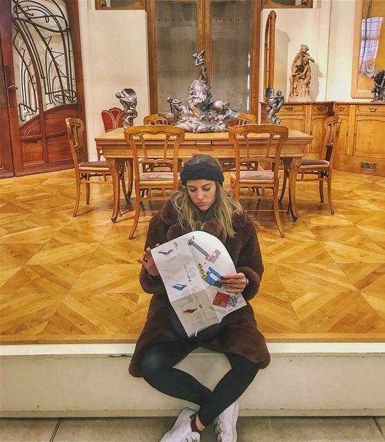 Tfadallo 3al salon 💁🏼♀️.. paris parismonamour beirut lebanon ... (Musée d'Orsay)