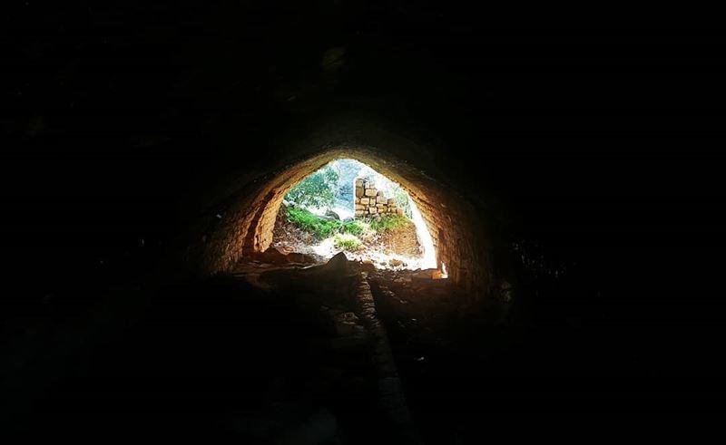 hiking adventure lebanon light hope nature naturephotography dark ...