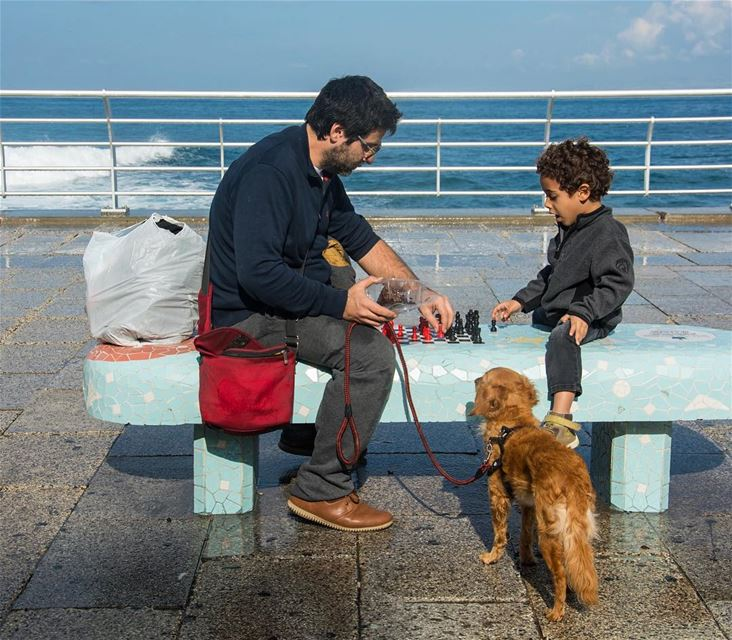 Baby's day out!!...shot in  beirut  lebanon  streetphotography  portrait ...