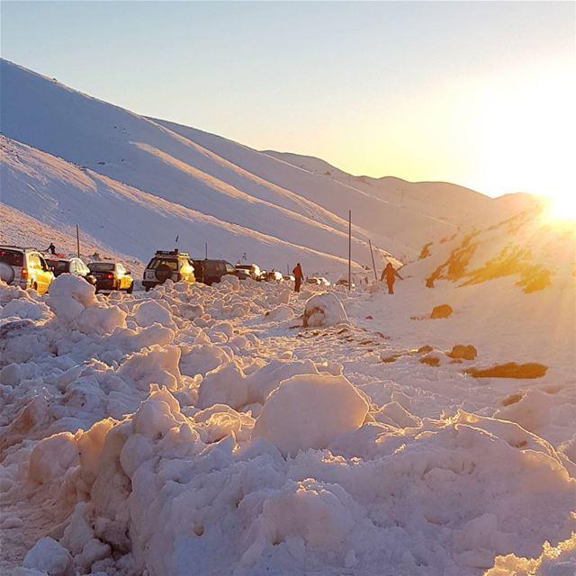 من لا يملك الحب، يخشى الشتاء-محمود درويش ig_respect ig_lebanon ... (Faraya, Mont-Liban, Lebanon)